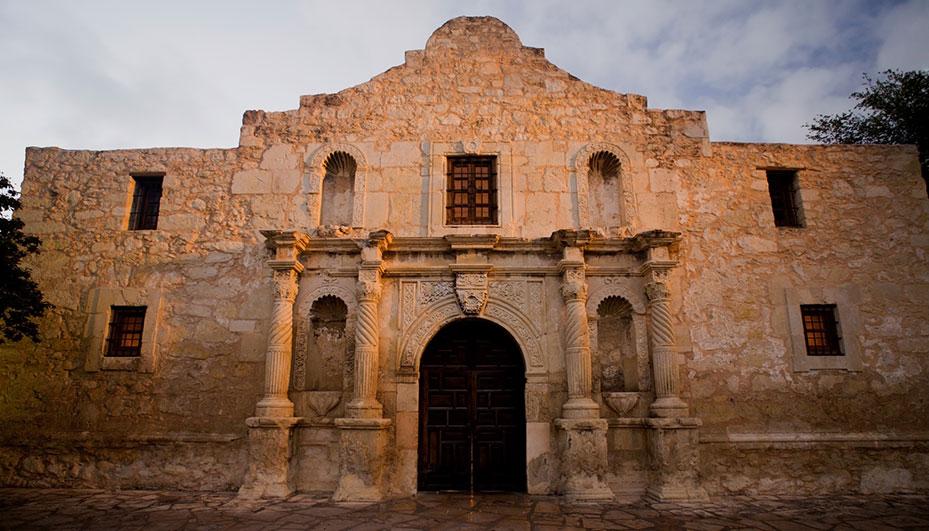 Remember The Alamo Koch S Tour