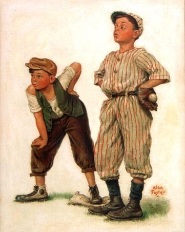 Baseball Art 16
