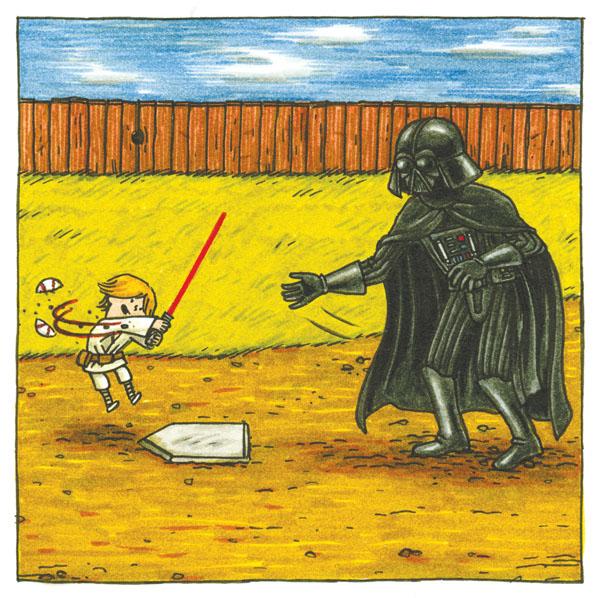 Baseball Art 6