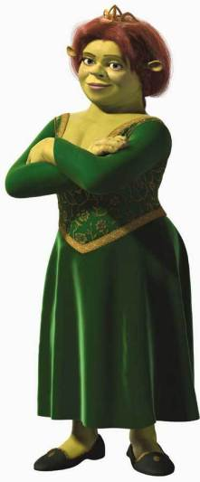 Princess Fiona 2