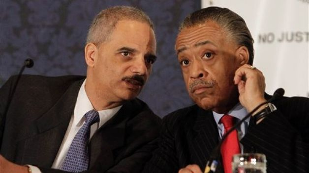 Holder and Sharpton 2