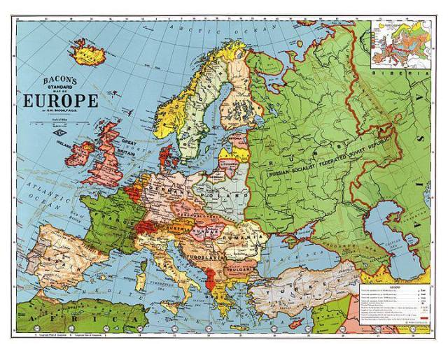 Europe Map 2