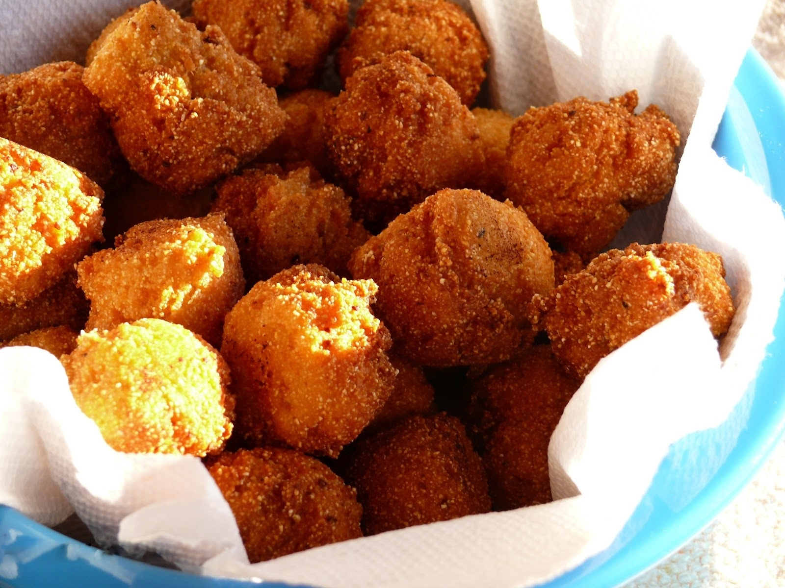 Foodie friday shrimp gumbo with bonus recipe for hush for Carolina fish fry