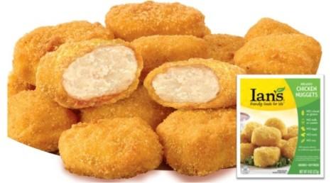 Ian's GF Chicken Nuggets