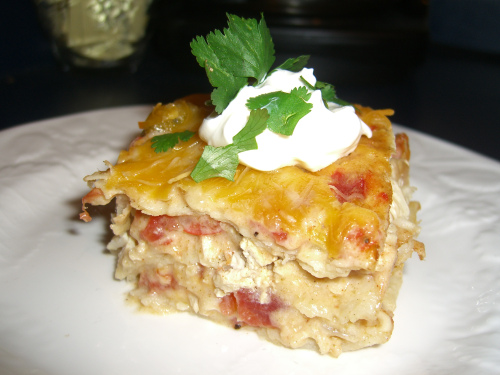 King Ranch Chicken 2
