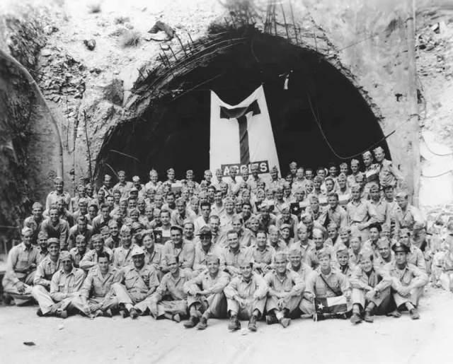Corregidor, 1942