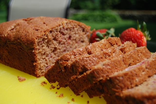 Strawberry Bread 3