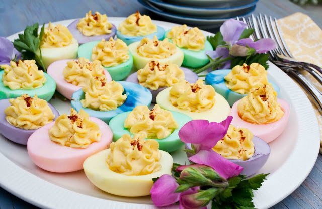 Deviled Easter Eggs 1