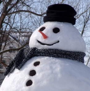 Snowman - Cropped