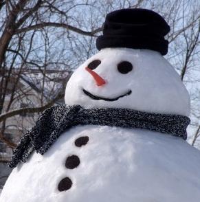 Snowman - Cropped