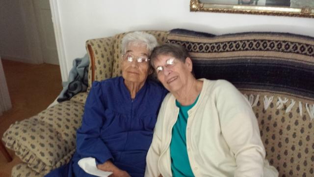 Granny and Mom (2015)